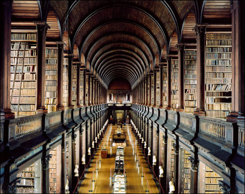Image Old Library Trinity College