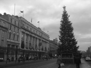 Clerys on O'Connell Street. Dublin (2012)