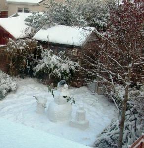 December in Clonsilla (2010)