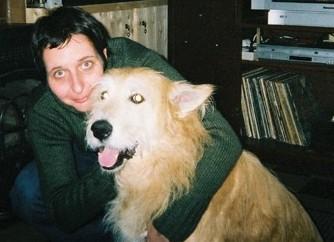 Image Wolf & me