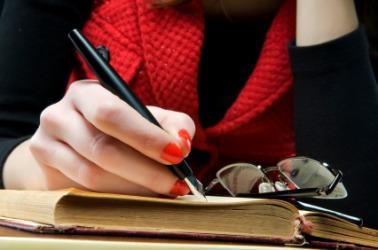 Book writing pen