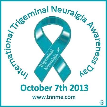 2013 Trigeminal Neuralgia Day image