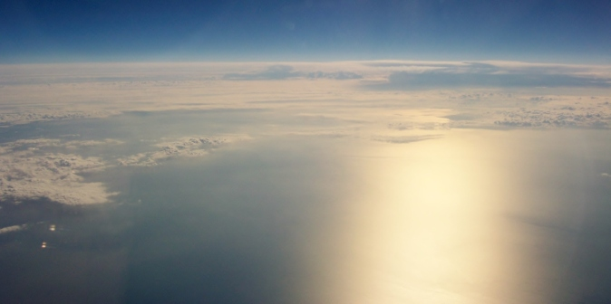 Irish clouds