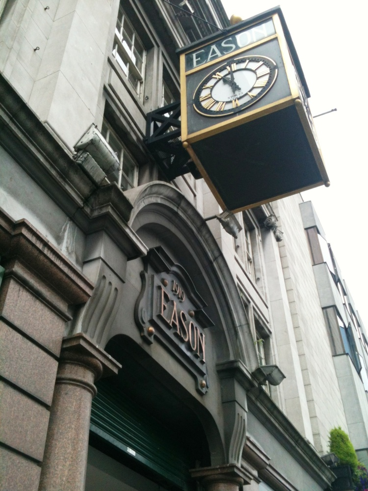 Easons bookshop O'Connell Street, Dublin