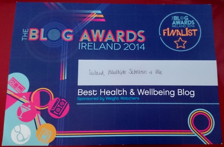 Image HealthWellbeing Blog Awards 2014
