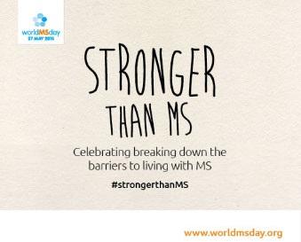World MS Day image 2015