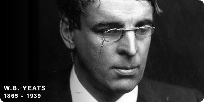 Click on image for biography of William Butler Yeats