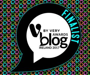 Finalist Ireland Blog Awards