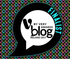 Finalist Ireland Blog Awards