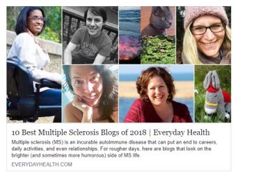 Everyday Health Top 10 Blog