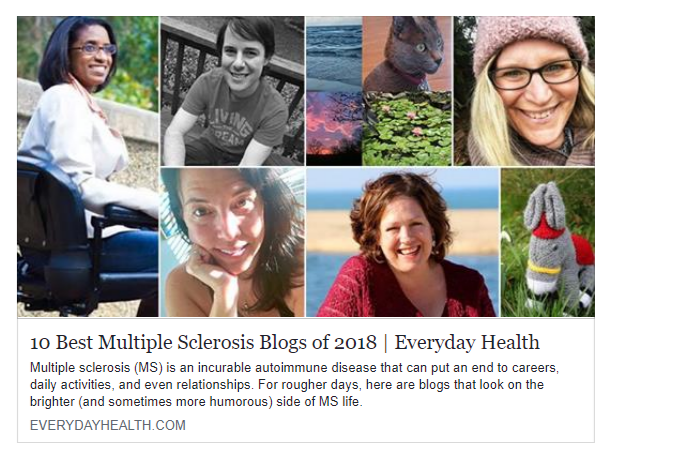 Everyday Health Top 10 Blog