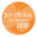 2018 Best MS Blog for Simplicity