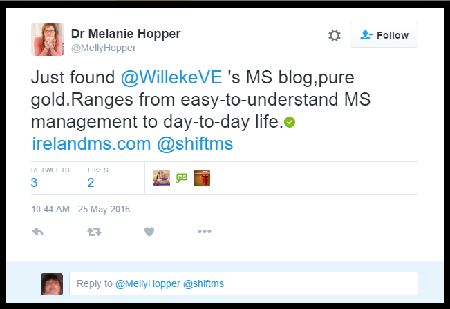 Melanie Hooper image Twitter