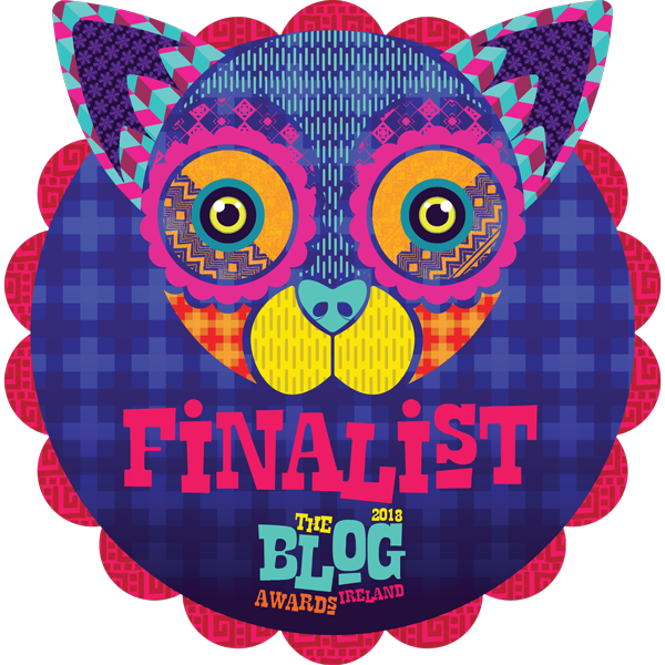 3443 Needles finalist blog awards Ireland 2016