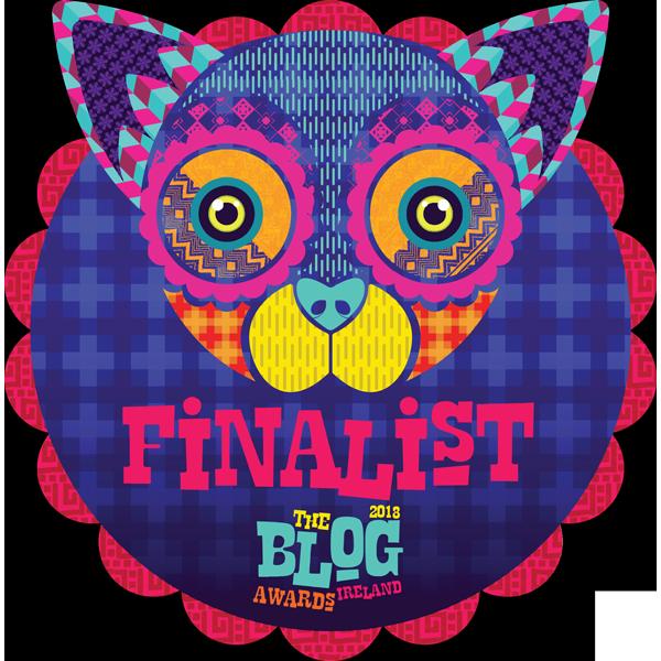 3443 Needles finalist blog awards Ireland 2016