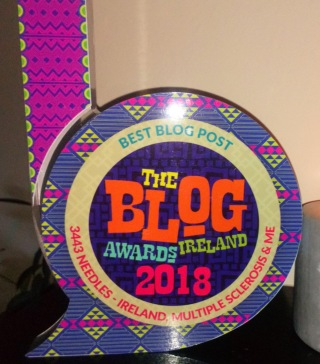 Best Blog Post Award 2018