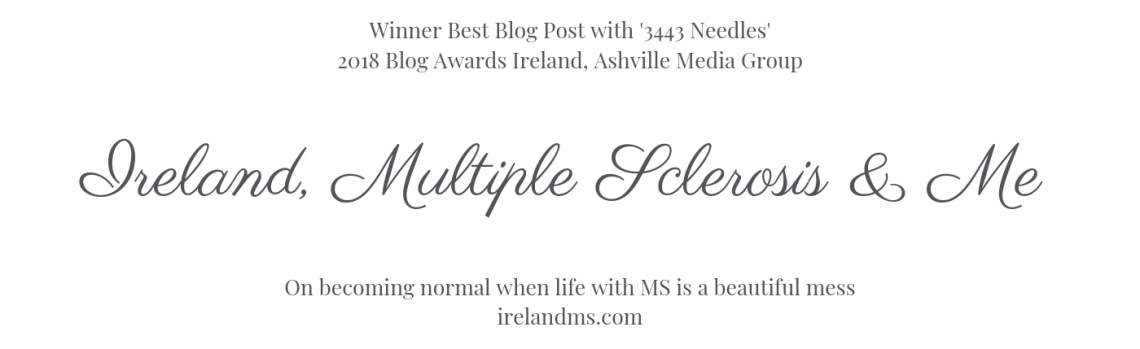 Ireland, Multiple Sclerosis & Me